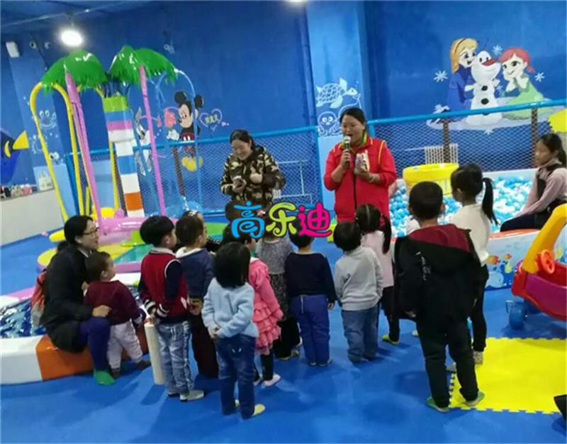 室内儿童游乐场消费已经成为普遍家庭儿童消费的一种新潮流,有孩子的