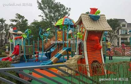 俄罗斯驻华大使馆两河儿童乐园