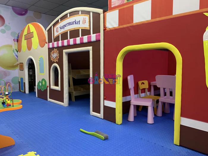 燕郊中商购物中心【儿童乐园】