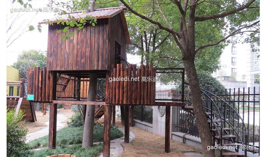 木质攀爬架C-MPP015