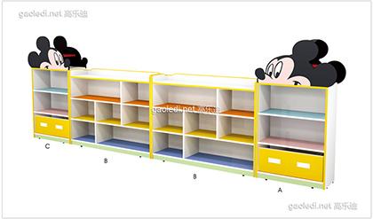 米老鼠造型柜