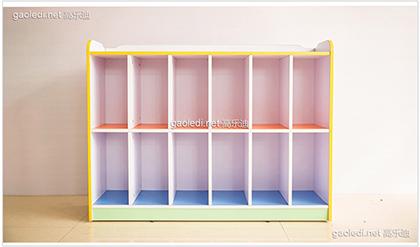 简美式书包柜
