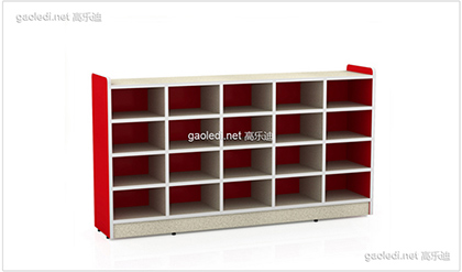 幼儿园鞋柜D-XG012
