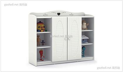 幼儿园鞋柜D-XD002
