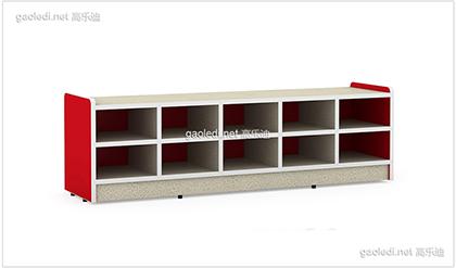 幼儿园鞋柜D-XG011