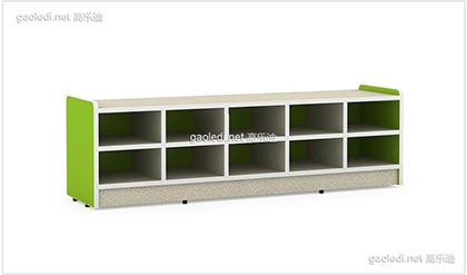 幼儿园鞋柜D-XG010