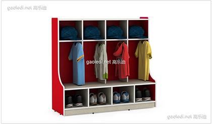 幼儿园鞋柜D-XG006