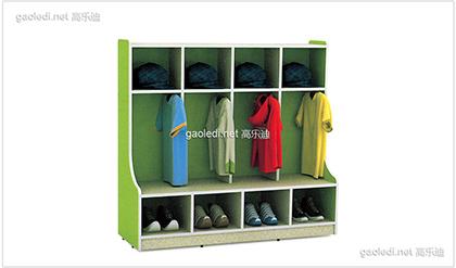 幼儿园鞋柜D-XG007
