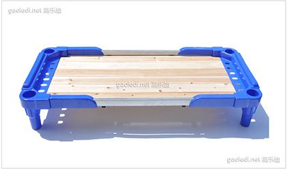塑料幼儿床D-SLC005