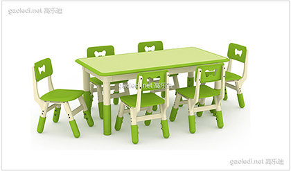 安妮6人桌