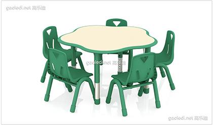 丽莎梅花桌