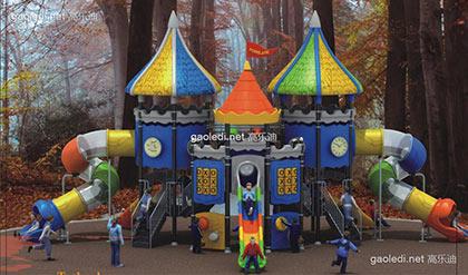 城堡滑梯A-CB010