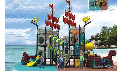 海盗船滑梯A-HDC014