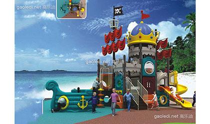 海盗船滑梯A-HDC008