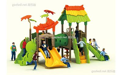 大自然滑梯A-DZR015