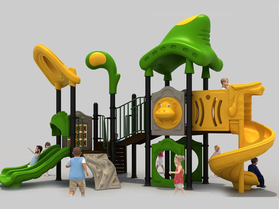 塑料滑梯大型