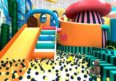 幼儿室内滑梯