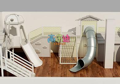 儿童室内小滑梯