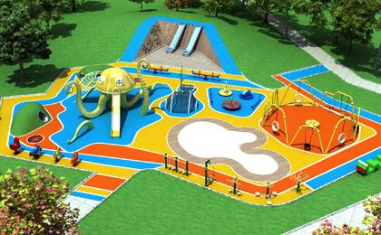 海洋世界户外儿童设设施乐园