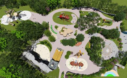 户外儿童乐园设计公司