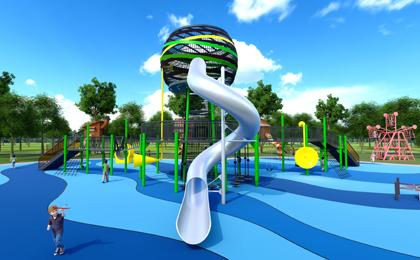 儿童游乐场的设备批发