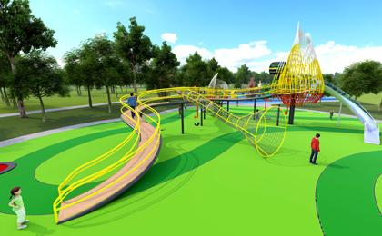 儿童游乐园设计