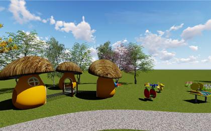小型游乐场 设备