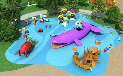儿童∏室外游乐设施