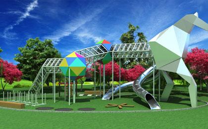 游乐场设备儿童游乐设ㄨ备公司