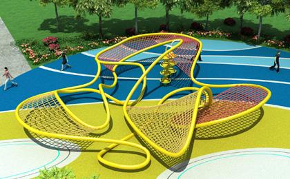 儿童游乐场所设备