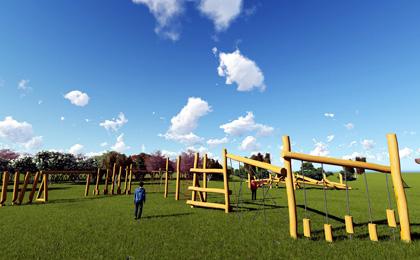 儿童游乐场设备儿童乐园设备