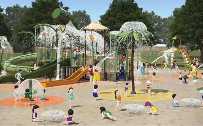 小型儿童室外游乐设施